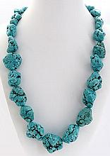 A TURQUOISE NECKLACE