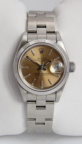 A LADY´S WRISTWATCH, BY ROLEX