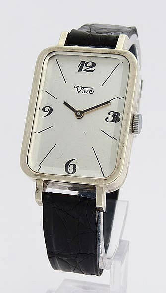 A VINTAGE LADY´S WRISTWATCH, BY VIRO