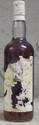 1 Bouteille  WHISKY ABERLOUR Etiquette abîmée, partie haute manquante, niveau 4cm.  Label damaged, parts missing, level 4 cm.  1964
