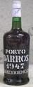 1 Bouteille  PORTO BARROS COLHEITA  1947