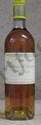 1 Bouteille  YQUEM Niveau bas goulot, Etiquette légèrement abîmée.  Level low neck, label slightly damaged.  1973
