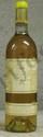 1 Bouteille  YQUEM Etiquette tachée.  Label stained.  1978