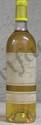 1 Bouteille  YQUEM Niveau bas goulot, étiquette tachée.  Level low neck, label stained.  1981