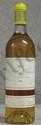 1 Bouteille  YQUEM Niveau bas goulot, étiquette très légèrement tachée.  Level low neck, label lightly stained.    1984