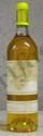 1 Bouteille  YQUEM Niveau bas goulot, étiquette tachée.  Level low neck, label stained.  1985