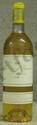 1 Bouteille  YQUEM Niveau legèrement bas.  Level top shoulder.  1986