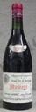 1 Bouteille MUSIGNY - D.  LAURENT Etiquette tachée, capsule abîmée, corrodée.  Label stained, capsule corroded, damaged, 2001