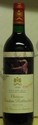1 Bouteille MOUTON ROTHSCHILD Etiquette légèrement tachée, niveau bas goulot.  Label lightly stained, level low neck.  1990