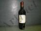 1 Bouteille MARGAUX Etiquette légèrement tachée.  Label lightly stained.  1985