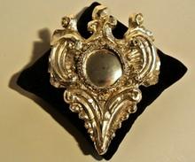CHRISTIAN LACROIX Broche  pendentif