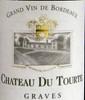 12 Bouteilles Ch. DU TOURTE - GRAVES BLANC 2007