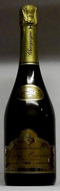 1 BOUTEILLE CHAMPAGNE EGLY-OURIET GRAND CRU  1995