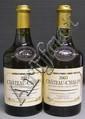 2 BOUTEILLES CHÂTEAU CHALON - LA FRUITIERE 2003