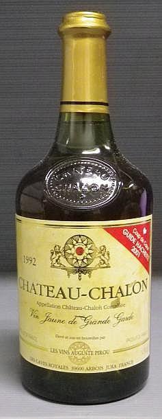 1 BOUTEILLE CHÂTEAU CHALON - A. PIROU 1992