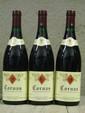 3 Bouteilles CORNAS 2005 - A. CLAPE