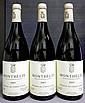3 Bouteilles MONTHELIE BLANC 2005 - COMTES LAFON