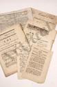 COLONIES. 14 imprimés, 1799-1820 ; in-4 ou in-8.