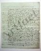 Pierre Simon BALLANCHE (1776-1847) écrivain et philosophe, ami de Mme Récamier. L.A.S., [vers juin 1810], à Camille JORDAN, à Lyon ; 3 pages in-4, adresse.