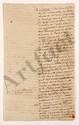 [Famille de BEAUVAU]. Trophime-Gérard de LALLY-TOLENDAL. MANUSCRITS et NOTES autographes (un signé de ses initiales), [1811] ; 30 pages formats divers, la plupart in-fol.