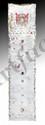 GENEALOGIE. P.S. par William Hankins ULSTER, héraut d'armes d'Irlande, Dublin 3 octobre 1777 ; long rouleau formé de 5 peaux de vélin collées bout à bout (62,5 x 270 cm), avec sceau sur cordonnet noir et blanc de soie tressée (détaché), dans son son