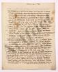 François-Alexandre-Frédéric, duc de LA ROCHEFOUCAULD-LIANCOURT (1747-1827) philanthrope et économiste, député modéré à la Constituante (de l'Académie des Sciences). 3 L.A.S., Liancourt 1821 et s.d., au marquis de LALLY-TOLENDAL ; 5 pages in-4 ou