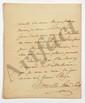 Famille de NOAILLES. 22 lettres, la plupart L.A.S., 1806-1827, au comte, puis marquis de LALLY-TOLENDAL ; 40 pages in-4 ou in-8, qqs adresses avec cachets cire.