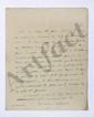 Charles Maurice de TALLEYRAND (1754-1838). L.A.S., 12 brumaire (3 novembre 1802) à M. de LALLY ; 1 page in-4.