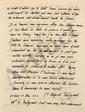 Augustin, comte de TALLEYRAND (1770-1832) pair de France et diplomate, cousin du prince de Bénévent. 2 L.A.S., 1821-1822, au marquis de LALLY-TOLENDAL ; 8 pages in-4.