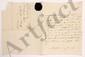 Arthur Wellesley, duc de WELLINGTON (1769-1852) general et homme politique anglois, le vainqueur de Waterloo. L.A.S. (signée en tête à la 3e personne), Bruxelles 7 juin 1815, au comte de LALLY-TOLENDAL ; 1 page in-4, adresse avec cachet cire noire