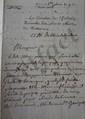 Ambroise SICARD (1742-1822) le célèbre prêtre, instituteur des sourds-muets. L.A.S., Paris 1er pluviose IX (21 janvier 1801), à M. de MONTALEMBERT ; 3 pages in-8, en-tête Le Directeur de l'Institution nationale des sourds-muets de naissance.
