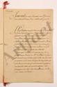 Georges DUVAL DE LEYRIT (1717-1764) employé de la Compagnie française des Indes, gouverneur de Pondichéry. MANUSCRIT signé avec date autographe, Journal de ce qui s'est passé dans l'Inde de plus intéressant depuis le 17 octobre 1758 jusqu'au [9