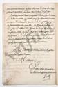 Thomas-Arthur de LALLY-TOLENDAL. L.S. avec date autographe, et 4 P.S., Grand Mont [près Madras] 2 février 1761, [à la COMPAGNIE DES INDES] ; 11 pages in-fol.