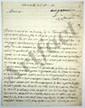 Thomas-Arthur de LALLY-TOLENDAL. L.A.S., à la Bastille 6 décembre 1762, [à M. PARENT (premier commis des Finances)] ; 2 pages in-4.
