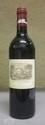 1 Bouteille LAFITE ROTHSCHILD 1995  Étiquette très légèrement tachée. Label lightly stained.