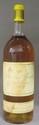 1 Magnum YQUEM 1985 Étiquette tachée. Niveau haute épaule. Label stained, level top shoulder