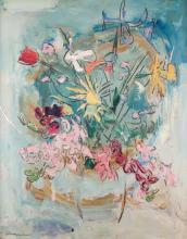 Sterling Boyd Strauser Abstract Still Life