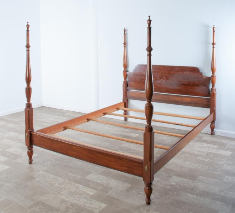 Henkel-Harris Cherry Queen Size Bed