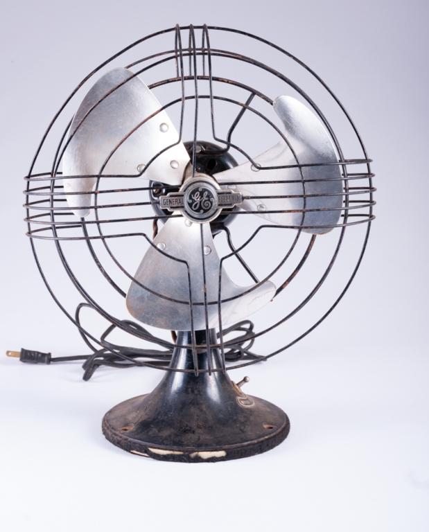 """General Electric 10"""" Vortalex Desk Fan"""