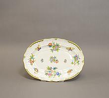 A Herend Porcelain Platter