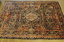A Persian Khurasan Room Size Rug,