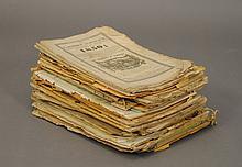 19th Century Almanacs