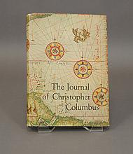 A Vol.:  The Journal of Christopher Columbus,