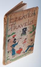 Vintage Elvira Garner 'Ezekiel's Travels