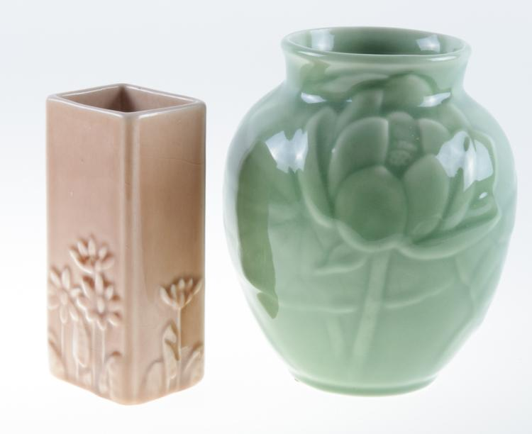Rookwood Pottery Vases