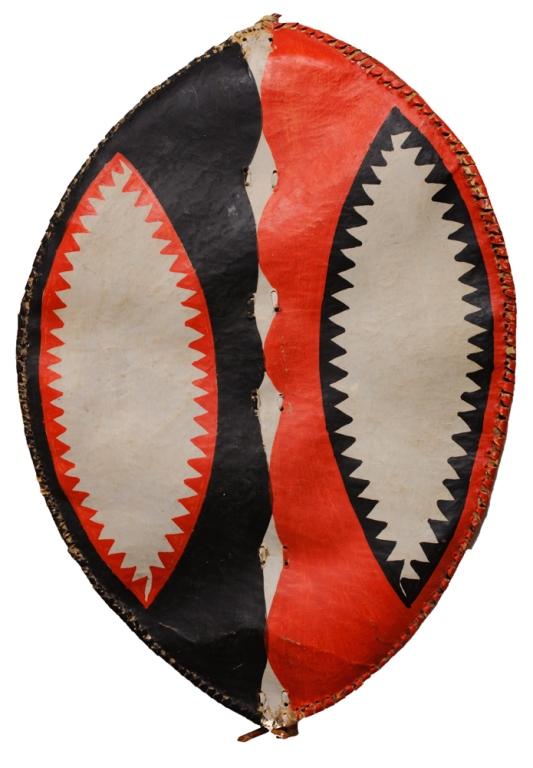 Maasai Shield Circa 1960s