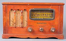 Stromberg-Carlson Radio, Circa 1939