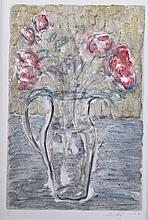 Lloyd Kelly Still Life Monoprint
