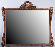 Gilt Gesso Mirror