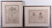 Honore Daumier Les Gens de Justice Prints